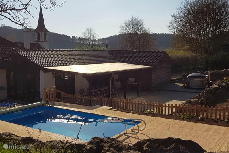 Vakantiehuis Duitsland, Eifel, Hohenfels-Essingen Vakantiehuis Das süße Leben