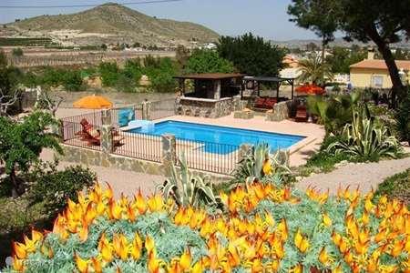 Vakantiehuis Spanje, Costa Blanca, Alicante - vakantiehuis Casa Jowi