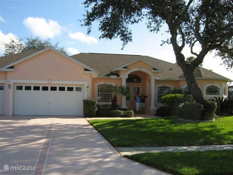Vakantiehuis Verenigde Staten, Florida, Spring Hill villa Pristine Villa,met zwembad in Spring