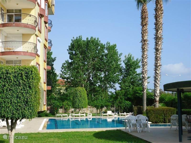 Vakantiehuis Turkije, Turkse Rivièra, Alanya - appartement Oba Saray 2