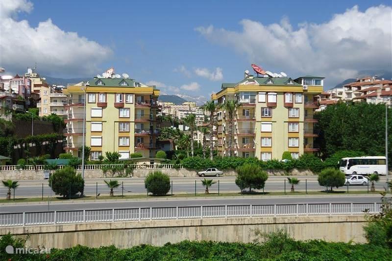 Ferienwohnung Türkei, Türkischen Riviera, Alanya Appartement Oba Saray 2