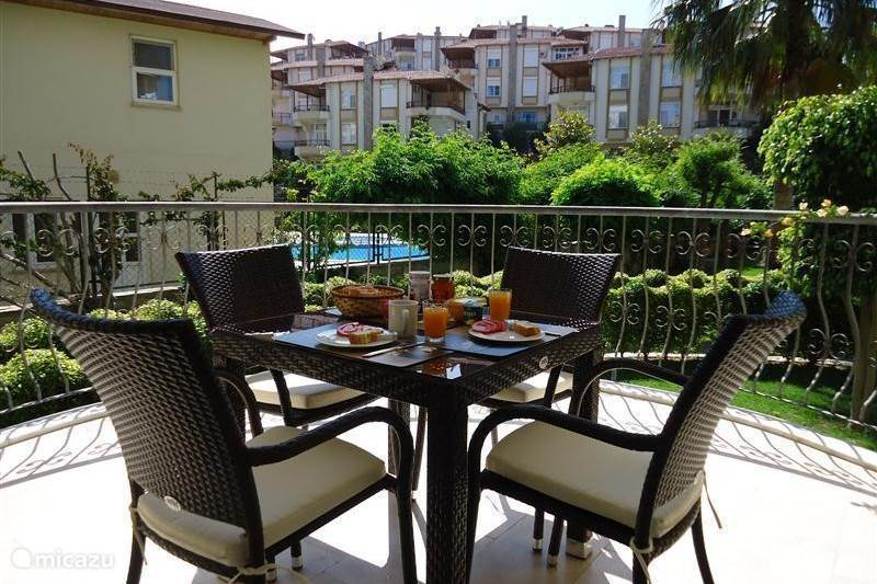 Vacation rental Turkey, Turkish Riviera, Alanya Apartment Oba Saray 2