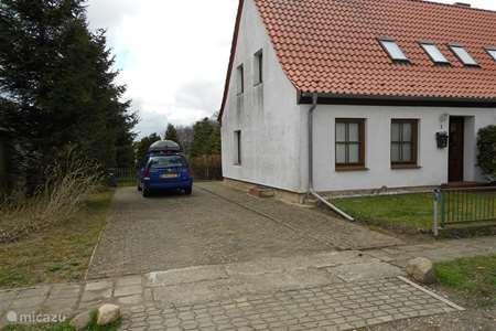 Vakantiehuis Duitsland, Mecklenburg-Voorpommeren, Herzberg vakantiehuis Herzberg