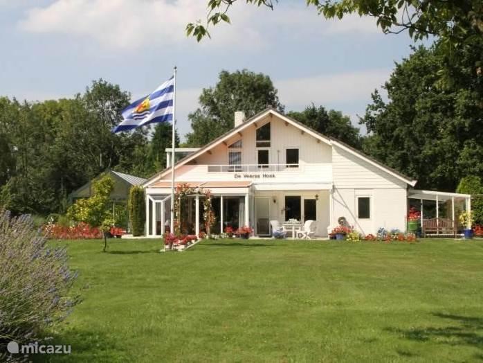 Vakantiehuis Nederland, Zeeland, Kortgene villa Vakantie villa De Veerse Hoek