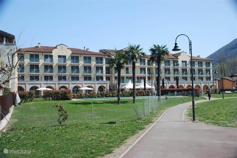 Vakantiehuis Italië, Italiaanse Meren, Porlezza Villa Porto Letizia Villa Ortensia 8
