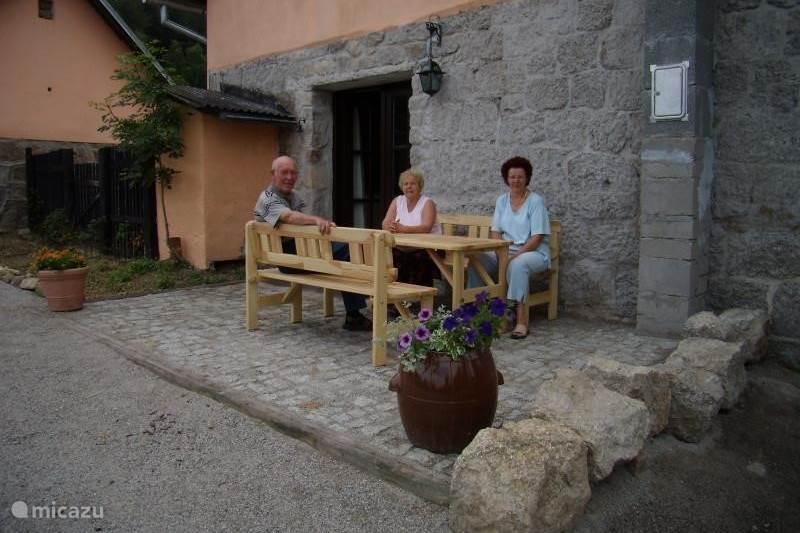 Vakantiehuis Polen, Reuzengebergte, Myslakowice Vakantiehuis Beztroski Dom (Woning 2)