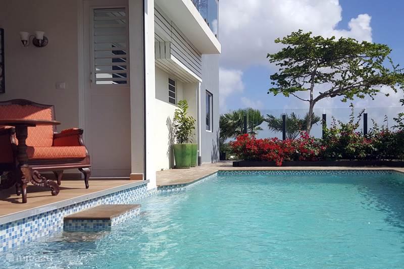 Ferienwohnung Curaçao, Curacao-Mitte, Willemstad Ferienhaus Het Catshuis SUN, SEA & COVID-PROOF