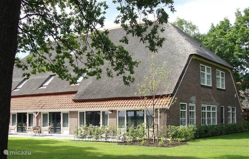 Vakantiehuis Nederland, Drenthe – boerderij Orvelter Hof
