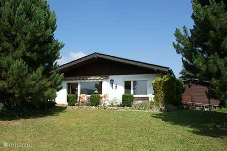 Vakantiehuis Duitsland, Hessen, Oberaula bungalow Bungalow Aulatal