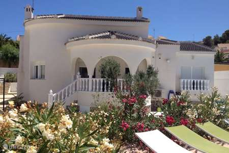 Vakantiehuis Spanje, Costa Blanca, Rojales villa Casa Bourgonje