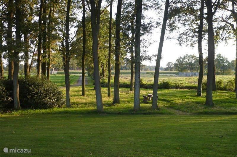 Boerrigterhof; boerderij in het groen.