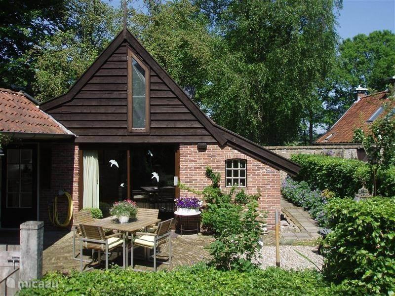 Vakantiehuis Nederland, Friesland, Lippenhuizen - vakantiehuis De Libelle