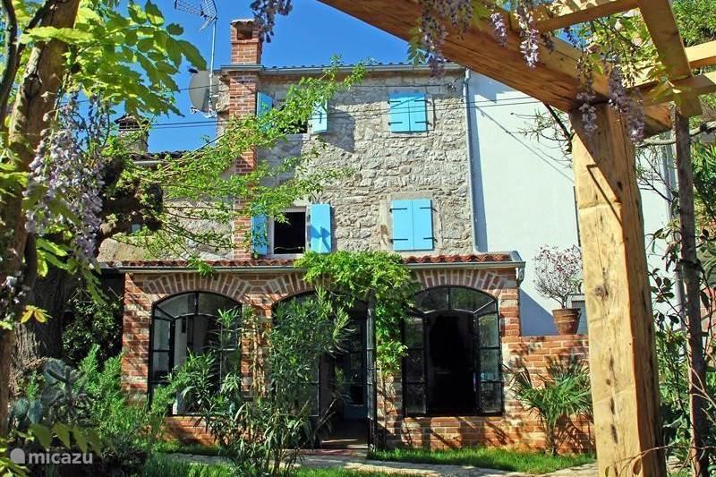 Ferienhaus Ferienhaus Wistria in Porec Istrien Kroatien