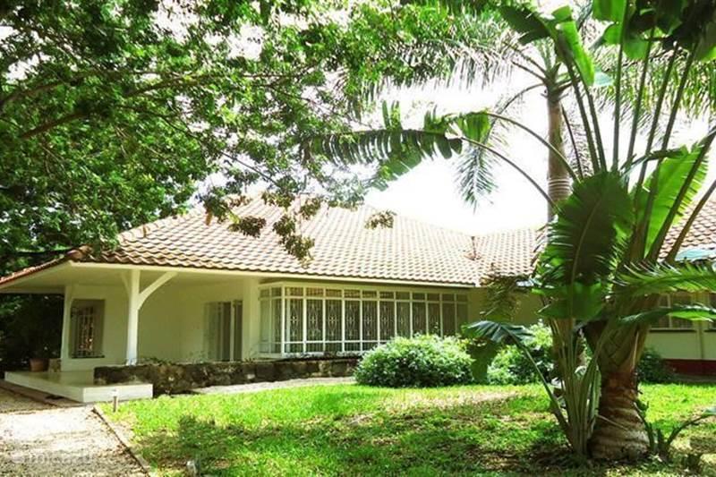 Vakantiehuis Curaçao, Curacao-Midden, Julianadorp Villa Tropenvilla