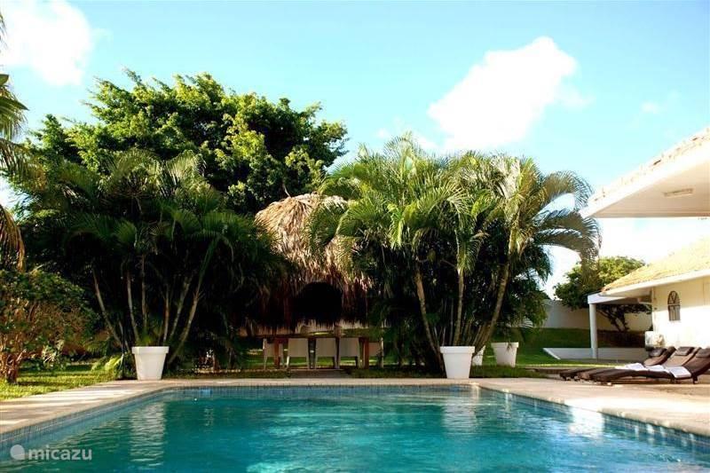 Vacation rental Curaçao, Curacao-Middle, Julianadorp Villa Tropenvilla