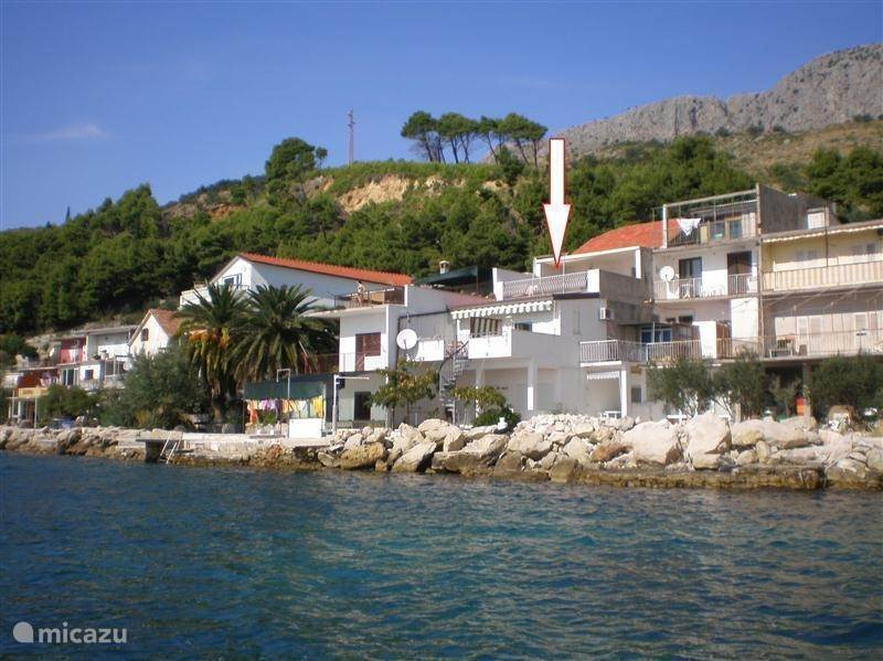 Vacation rental Croatia, Dalmatia, Split Apartment Jela
