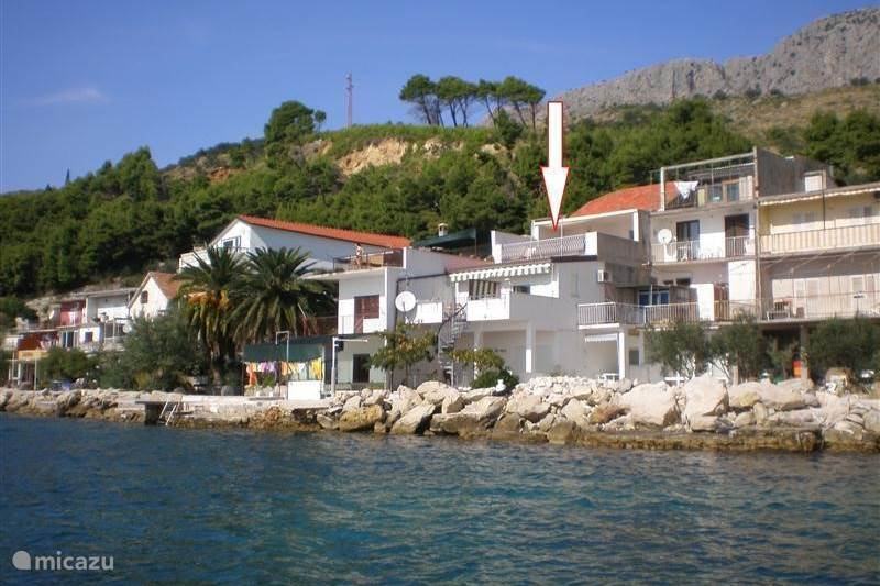 Vacation rental Croatia, Dalmatia, Split Apartment Jela