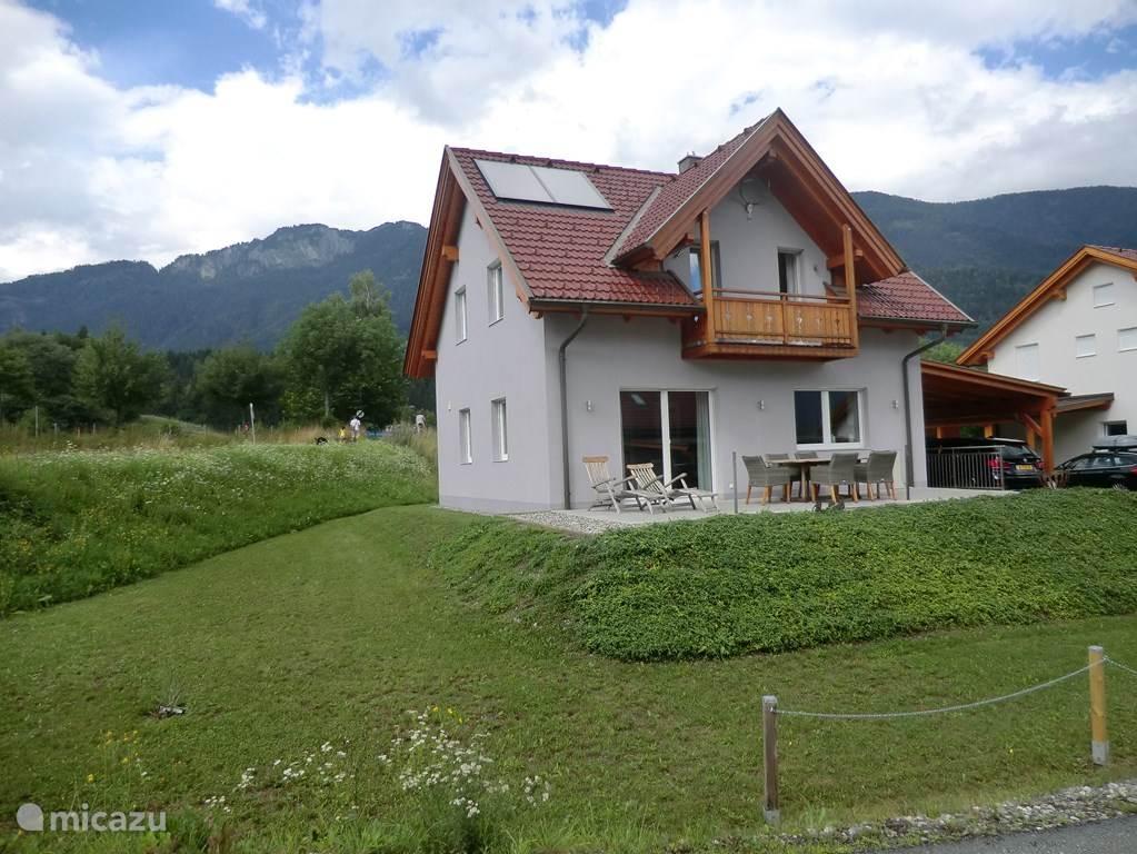Vakantiehuis Oostenrijk, Karinthië – villa Villa Sonnenpiste