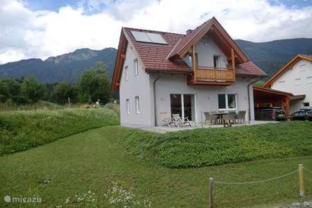 Vakantiehuis Oostenrijk, Karinthië, Kötschach-Mauthen villa Villa Sonnenpiste