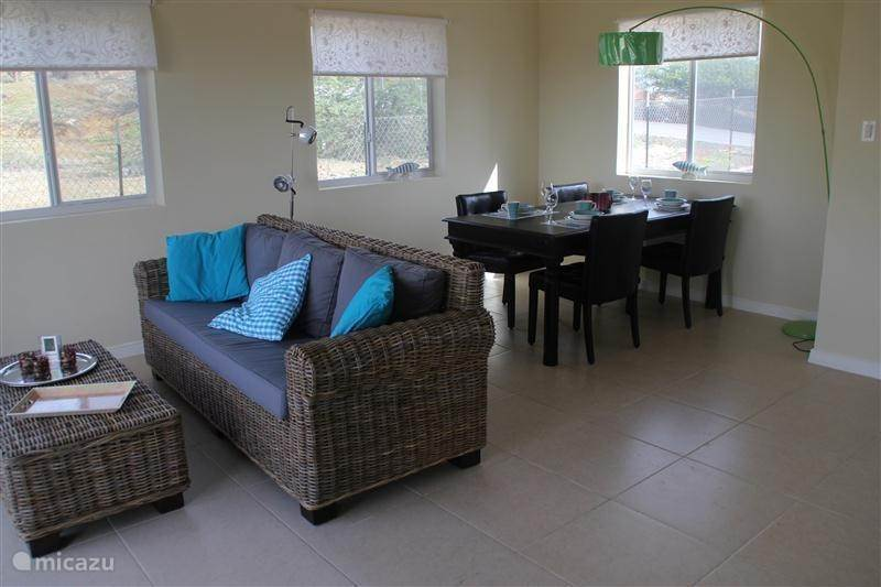 Vakantiehuis Curaçao, Banda Ariba (oost), Cas Grandi Bungalow Casa Vista Montana