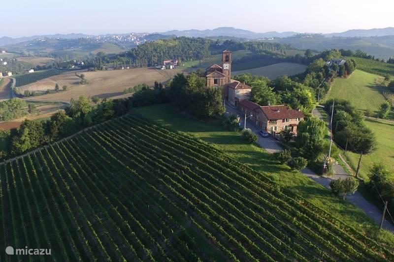 Vakantiehuis Italië, Piëmont, Cioccaro Di Penango Villa Villa Cioccaro / Piemonte