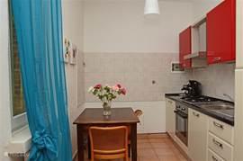 Appartement, keuken