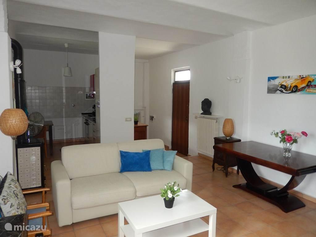 Appartement, woonkamer
