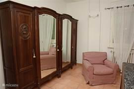 Appartement, slaapkamer