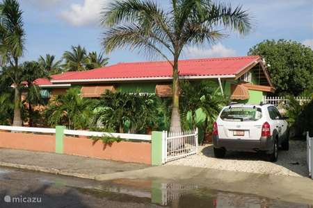Vacation rental Aruba, Oranjestad, Oranjestad - holiday house La Casa Verde