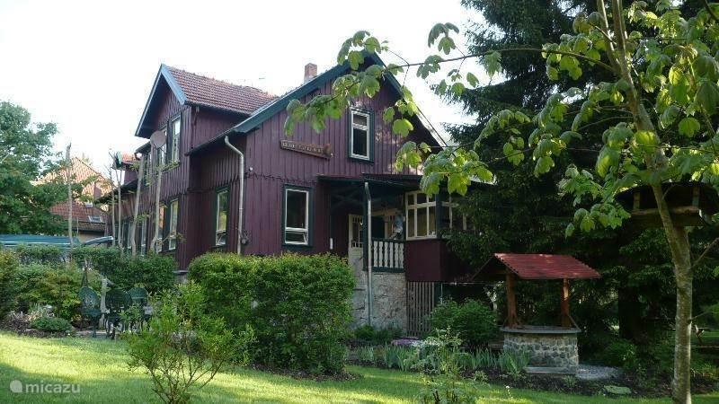 Vakantiehuis Duitsland, Harz, Susenburg villa Unterer hahnenkopf