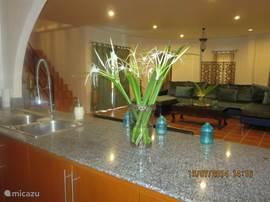 huiskamer /keuken