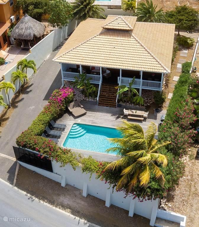 Vakantiehuis Curaçao, Banda Ariba (oost), Jan Thiel villa Villa Jan Thiel