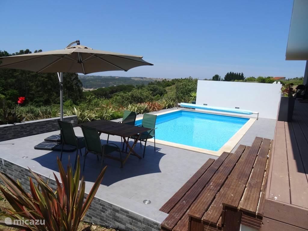 Pool en deck