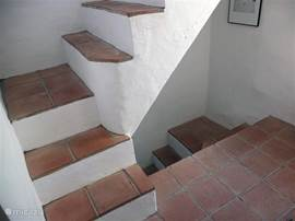 Overloop eerste verdieping.