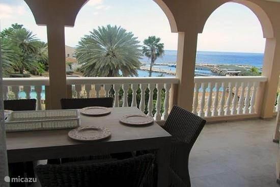 Vakantiehuis Curaçao, Banda Ariba (oost), Mambo Beach - penthouse Penthouse Suikerdiefje