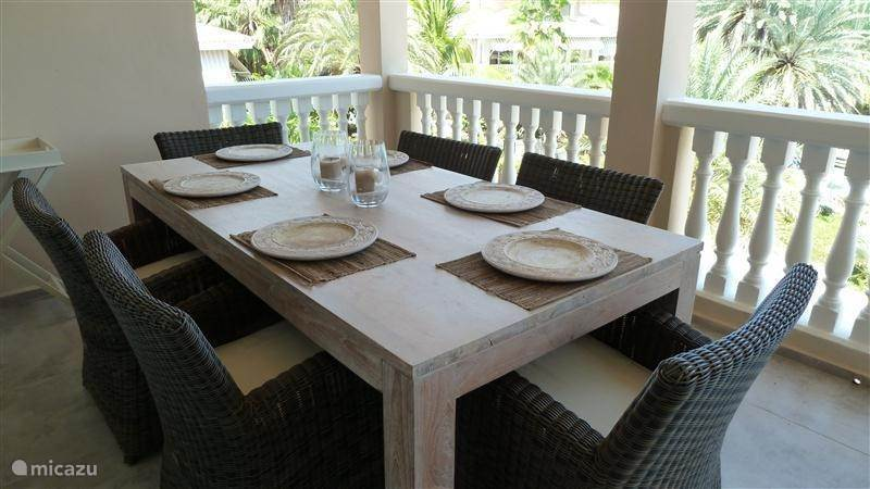 Vacation rental Curaçao, Banda Ariba (East), Mambo Beach  Penthouse Penthouse Suikerdiefje
