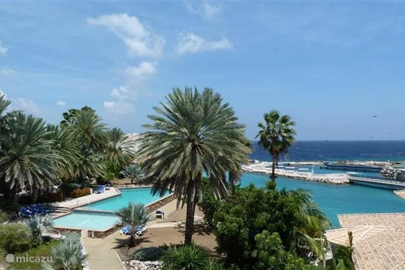Vakantiehuis Curaçao, Banda Ariba (oost), Mambo Beach Penthouse Penthouse Suikerdiefje