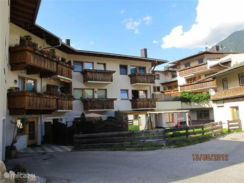 Vacation rental Austria, Tyrol, Kaltenbach - apartment Brückenanger