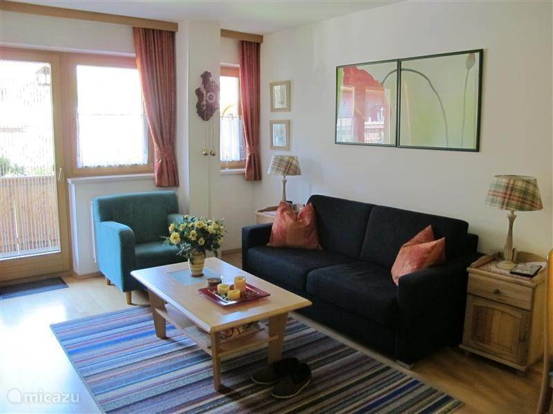 Vacation rental Austria, Tyrol, Kaltenbach Apartment Brückenanger