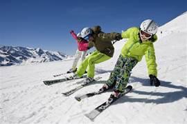 Kindvriendelijke skischolen.