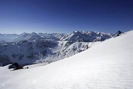 ... en genieten van een prachtige winterse wereld.