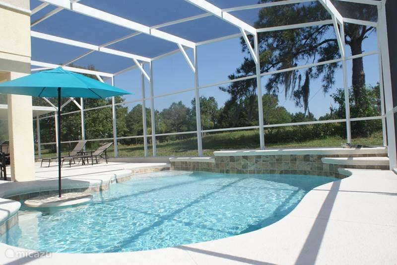 Vakantiehuis Verenigde Staten, Florida, Haines City Villa Luxe villa met zwembad