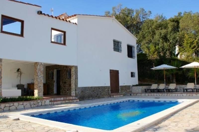 Vakantiehuis Spanje, Costa Brava, Calonge Villa Villa Castell