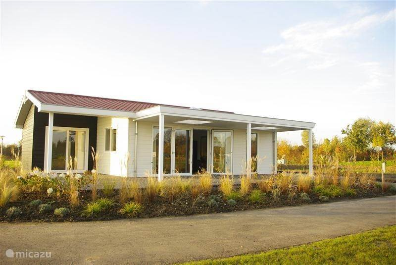 Vakantiehuis Nederland, Noord-Brabant, Hank - chalet Zorgchalet op De Kurenpolder, biesbo