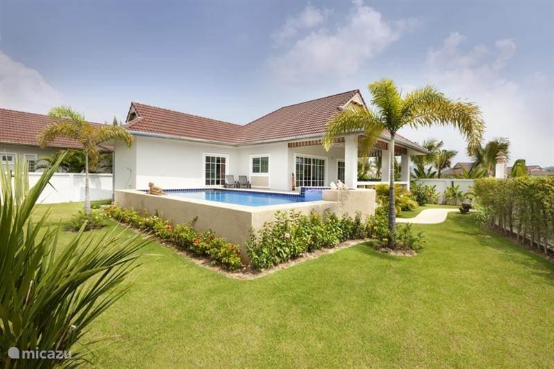 Vakantiehuis Thailand, Centraal-Thailand, Hua Hin - villa Vrijstaande villa