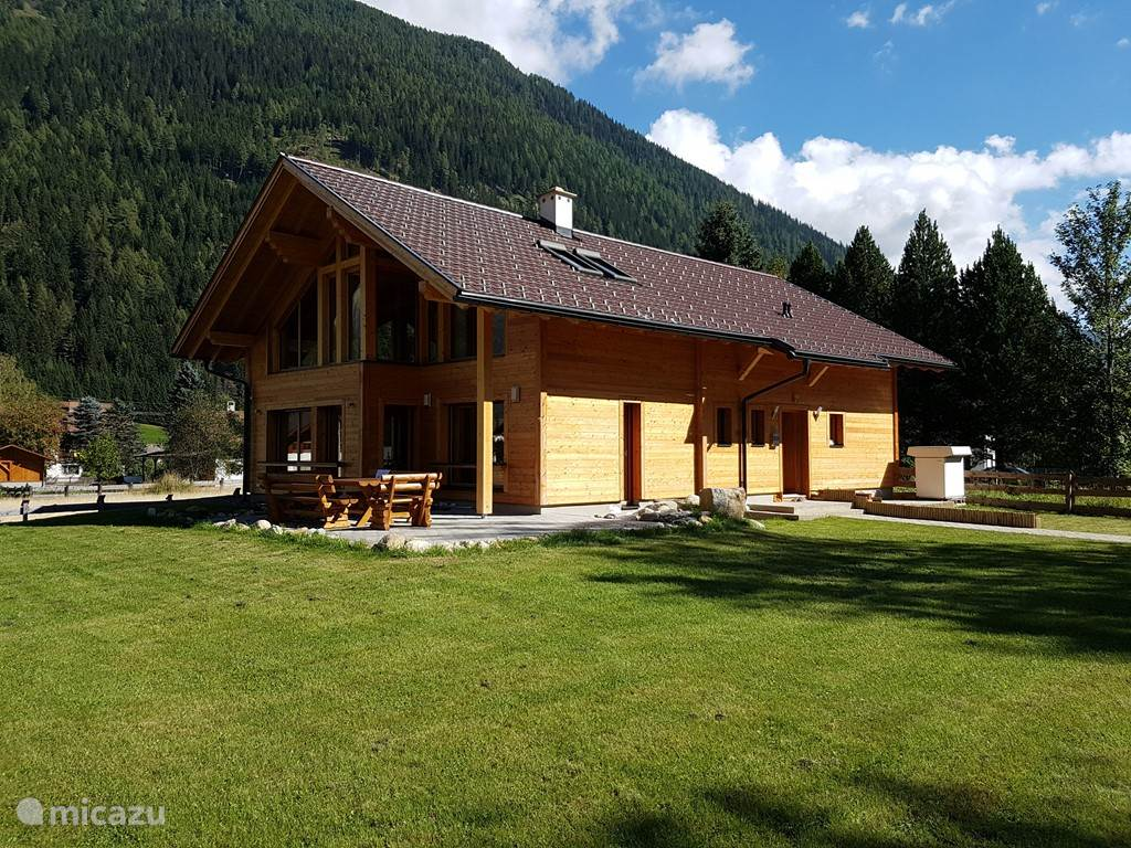Vacation rental Austria, Carinthia, Mallnitz villa Holiday house Alpenspass