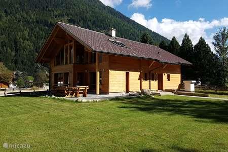 Vacation rental Austria, Carinthia, Mallnitz villa Alpenspass