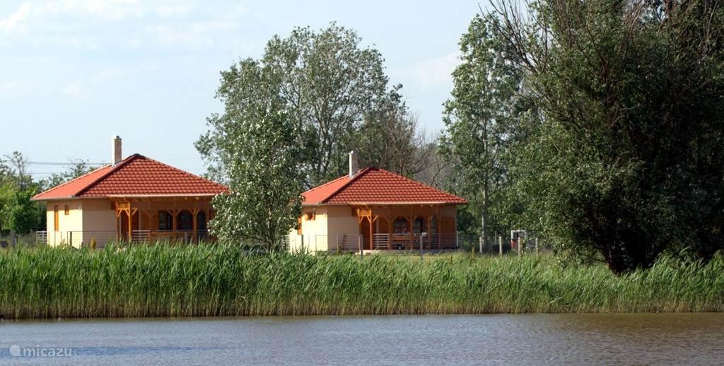 Vacation rental Hungary, Lake Tisza – bungalow Puszta Eldorado