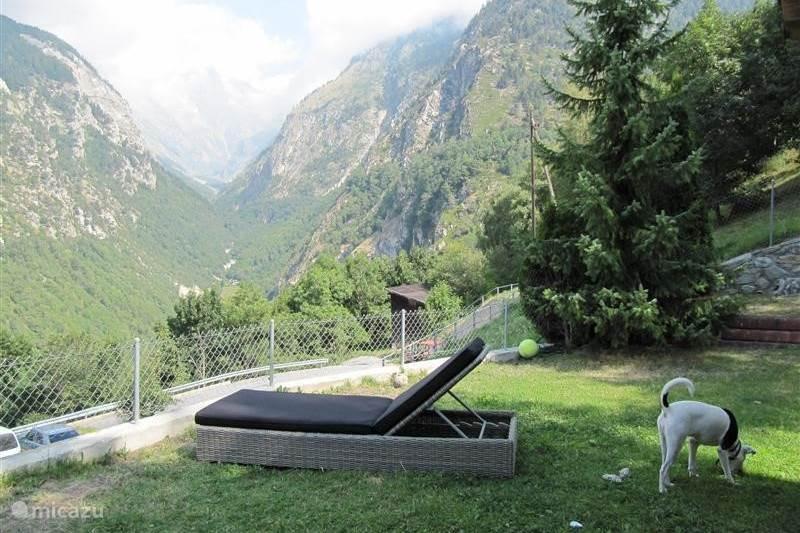 Vakantiehuis Zwitserland, Wallis, Eggen Chalet Baltschieder Blick
