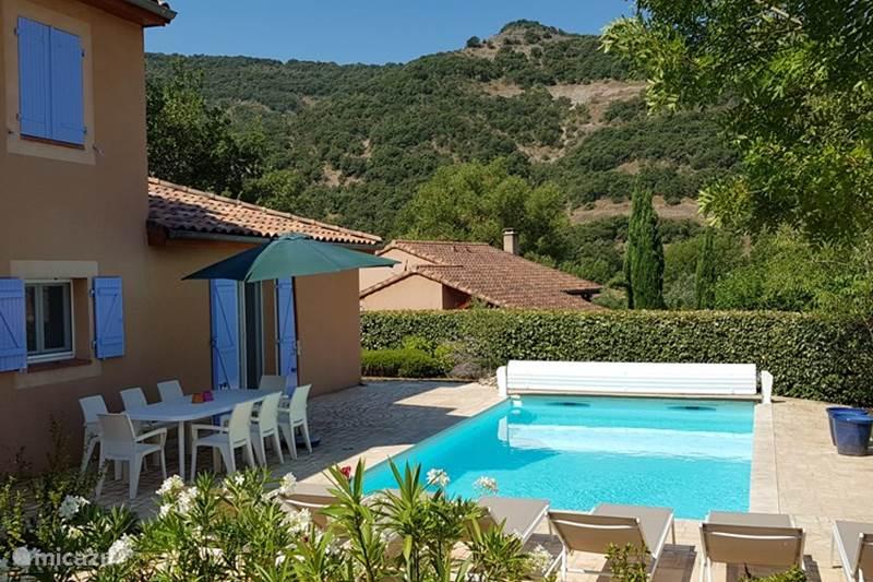 Vakantiehuis Frankrijk, Ardèche, Vallon-Pont-d'Arc Villa Les rives de l'Ardèche